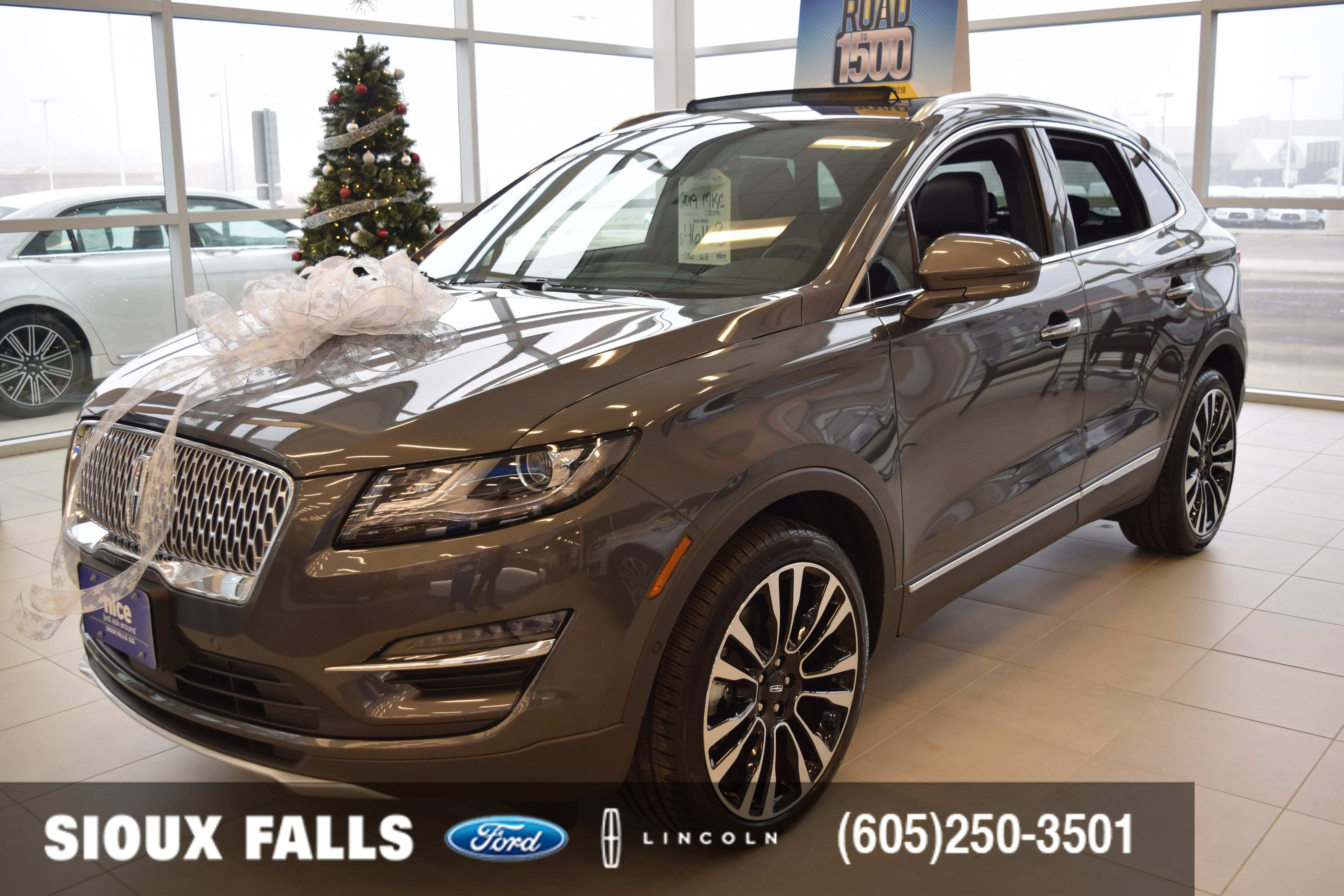 54 The Best 2019 Lincoln MKC Interior