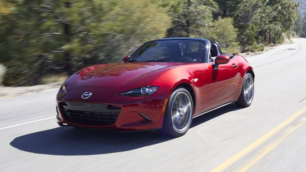 54 The Best 2019 Mazda MX 5 Pictures