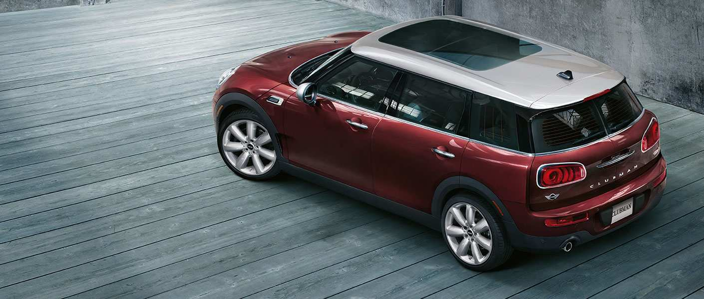 54 The Best 2019 Mini Cooper Clubman Pictures