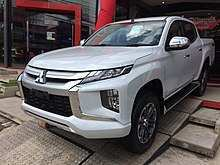 54 The Best 2019 Mitsubishi L200 Concept