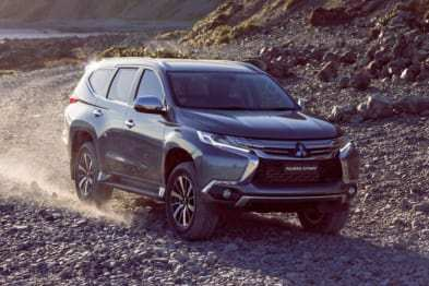 54 The Best 2019 Mitsubishi Montero Sport Price