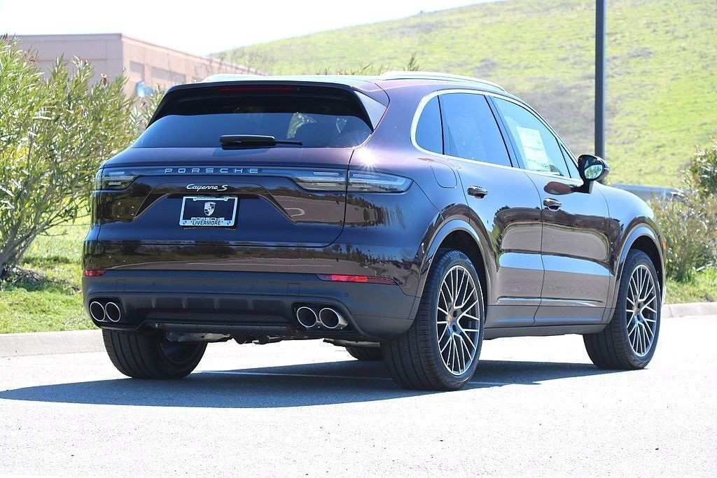 54 The Best 2019 Porsche Cayenne Research New