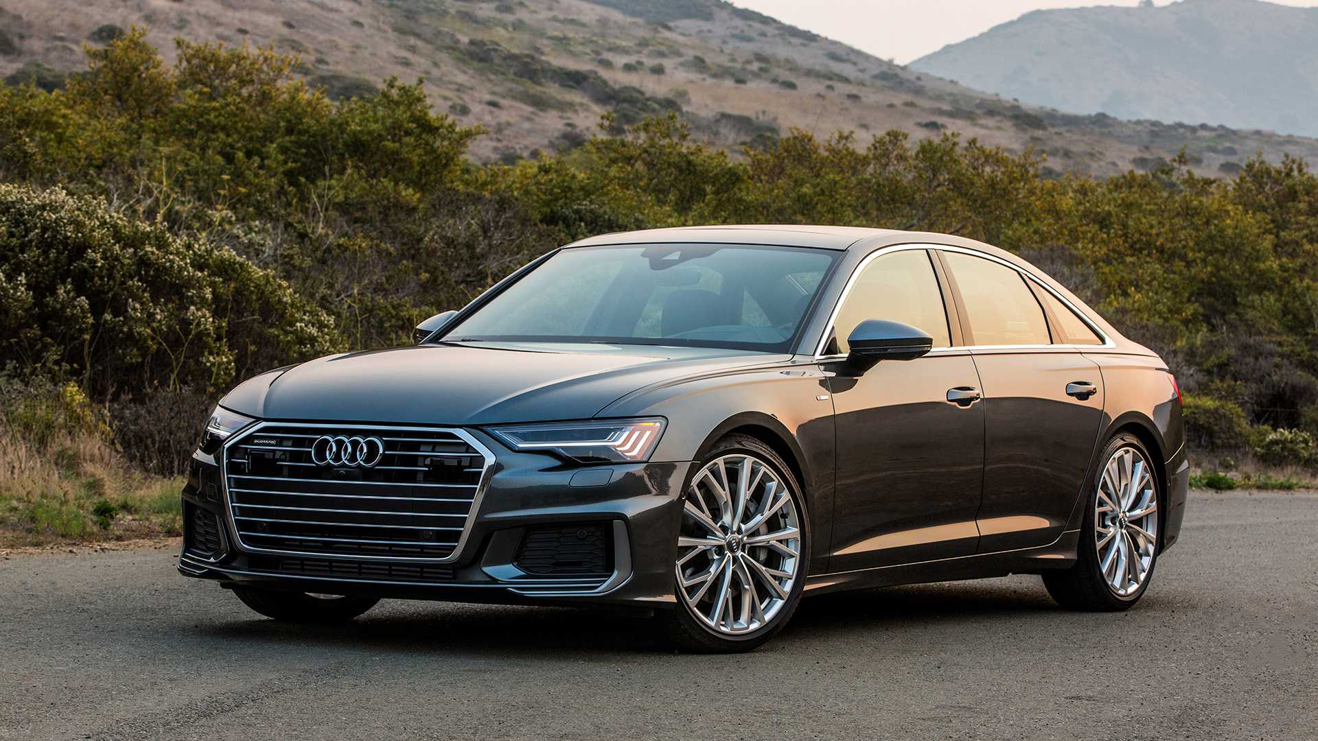 54 The Best 2019 The Audi A6 Exterior
