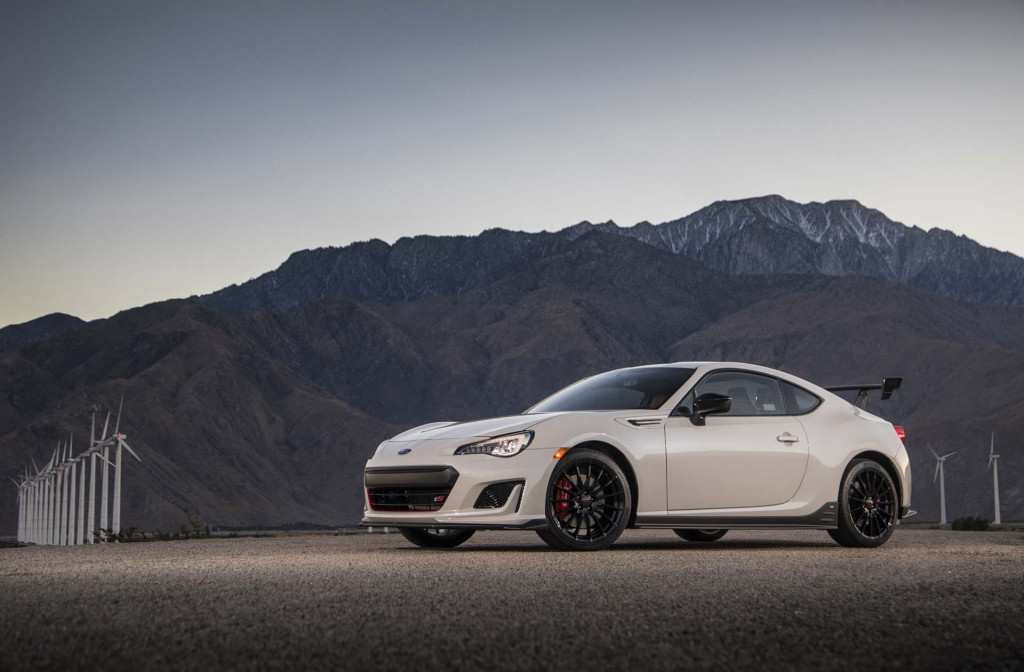 54 The Best 2019 Toyota Brz First Drive