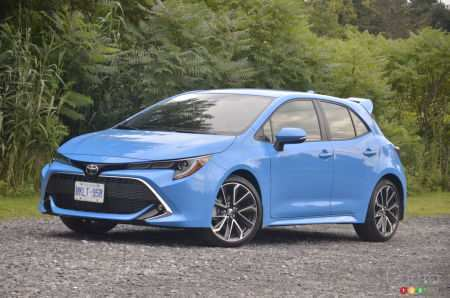 54 The Best 2019 Toyota Corolla Hatchback Release