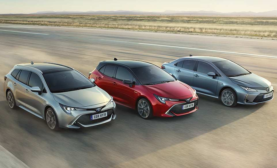 54 The Best 2019 Toyota Corolla New Review