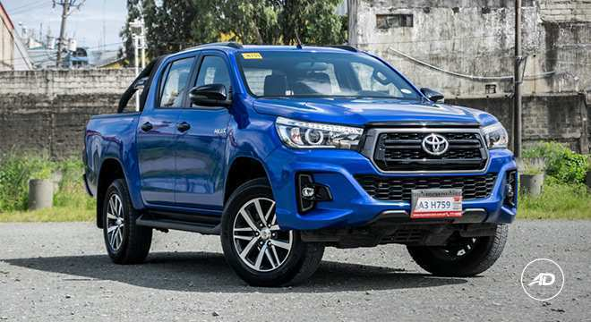 54 The Best 2019 Toyota Hilux Ratings