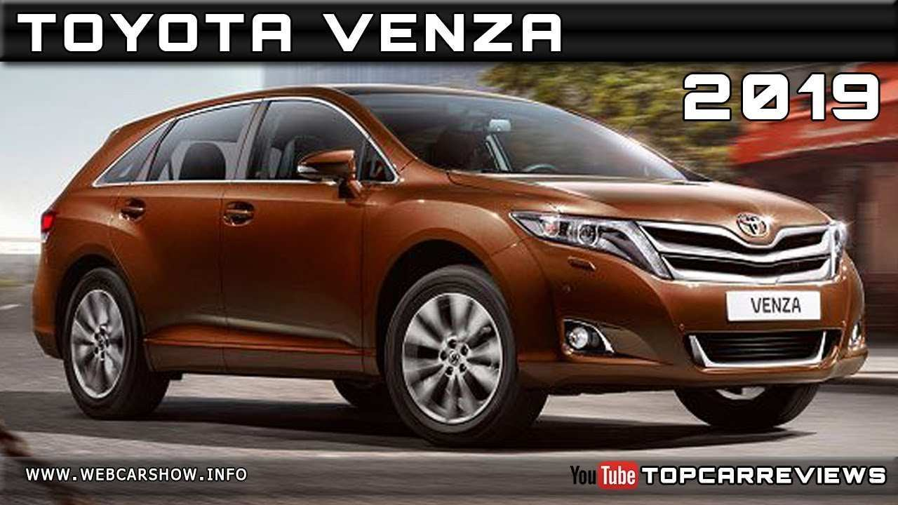 54 The Best 2019 Toyota Venza Price And Review