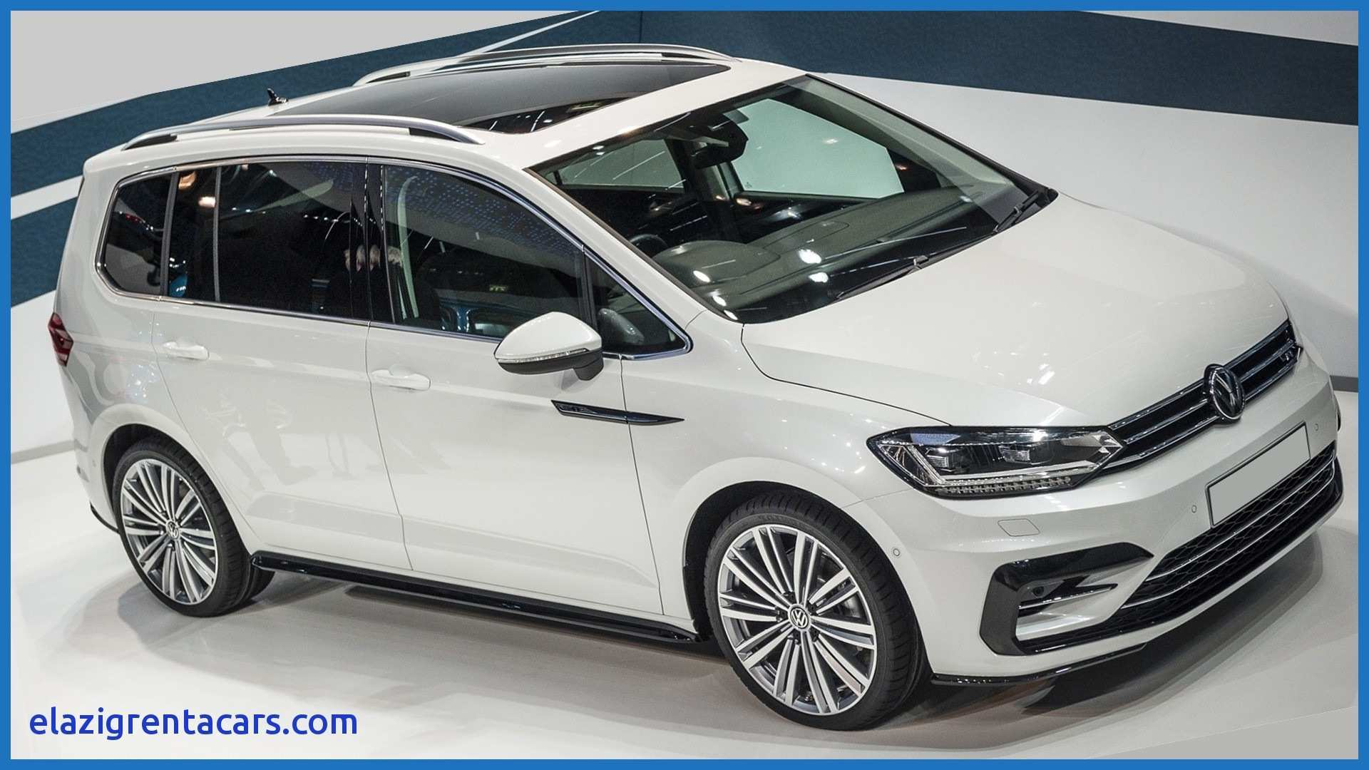 54 The Best 2019 VW Touran Redesign And Review