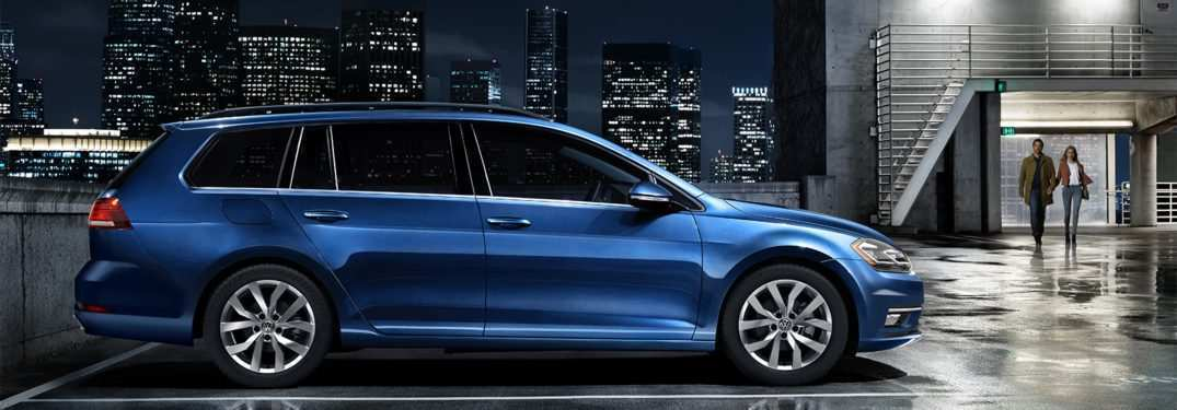 54 The Best 2019 Vw Golf Sportwagen Redesign