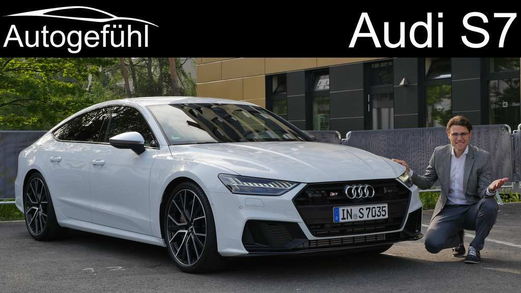 54 The Best 2020 Audi A7 Colors Review And Release Date