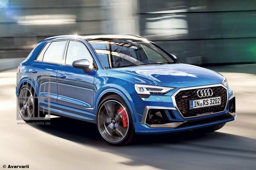 54 The Best 2020 Audi RS3 Exterior And Interior
