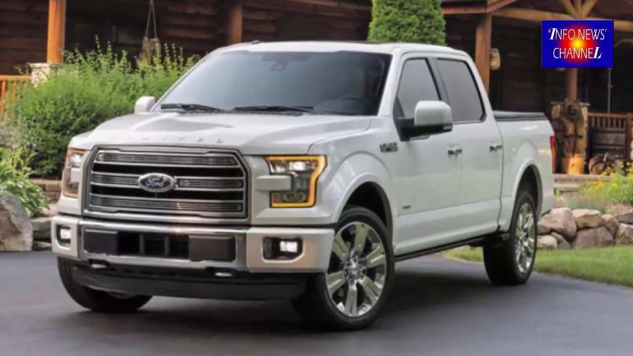 54 The Best 2020 Ford Lobo Exterior And Interior