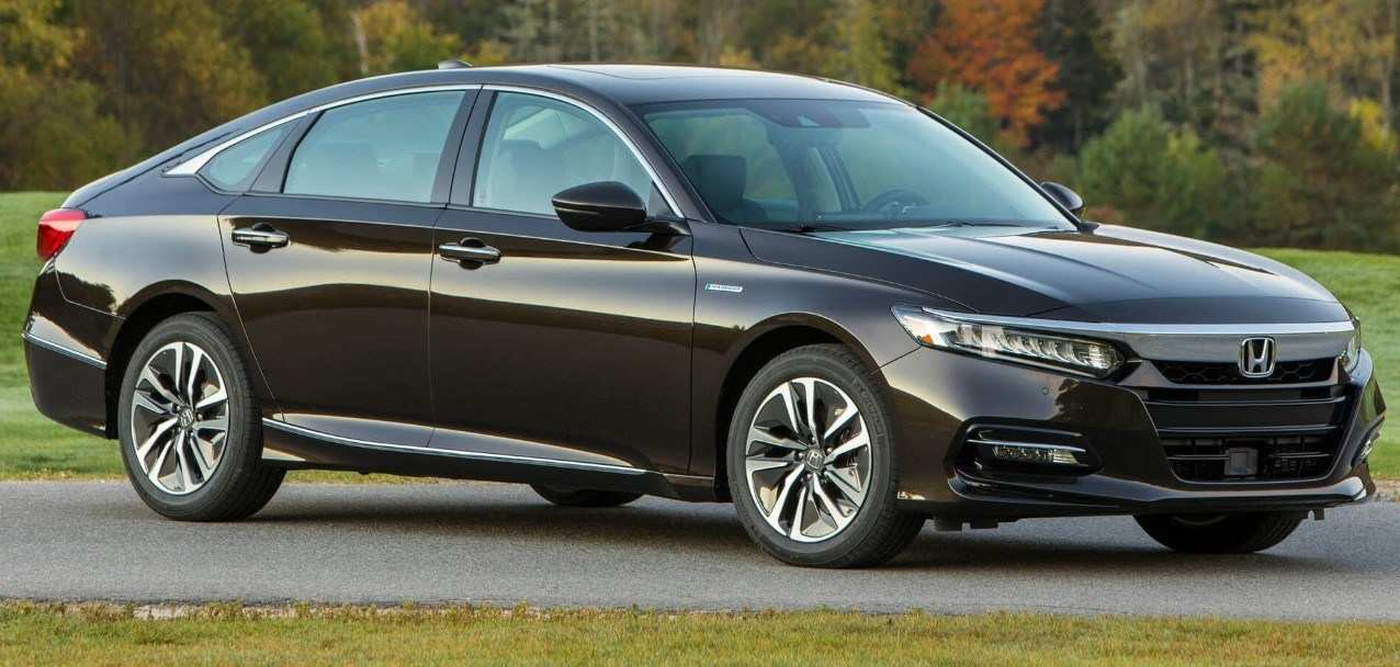 54 The Best 2020 Honda Accord Hybrid Redesign