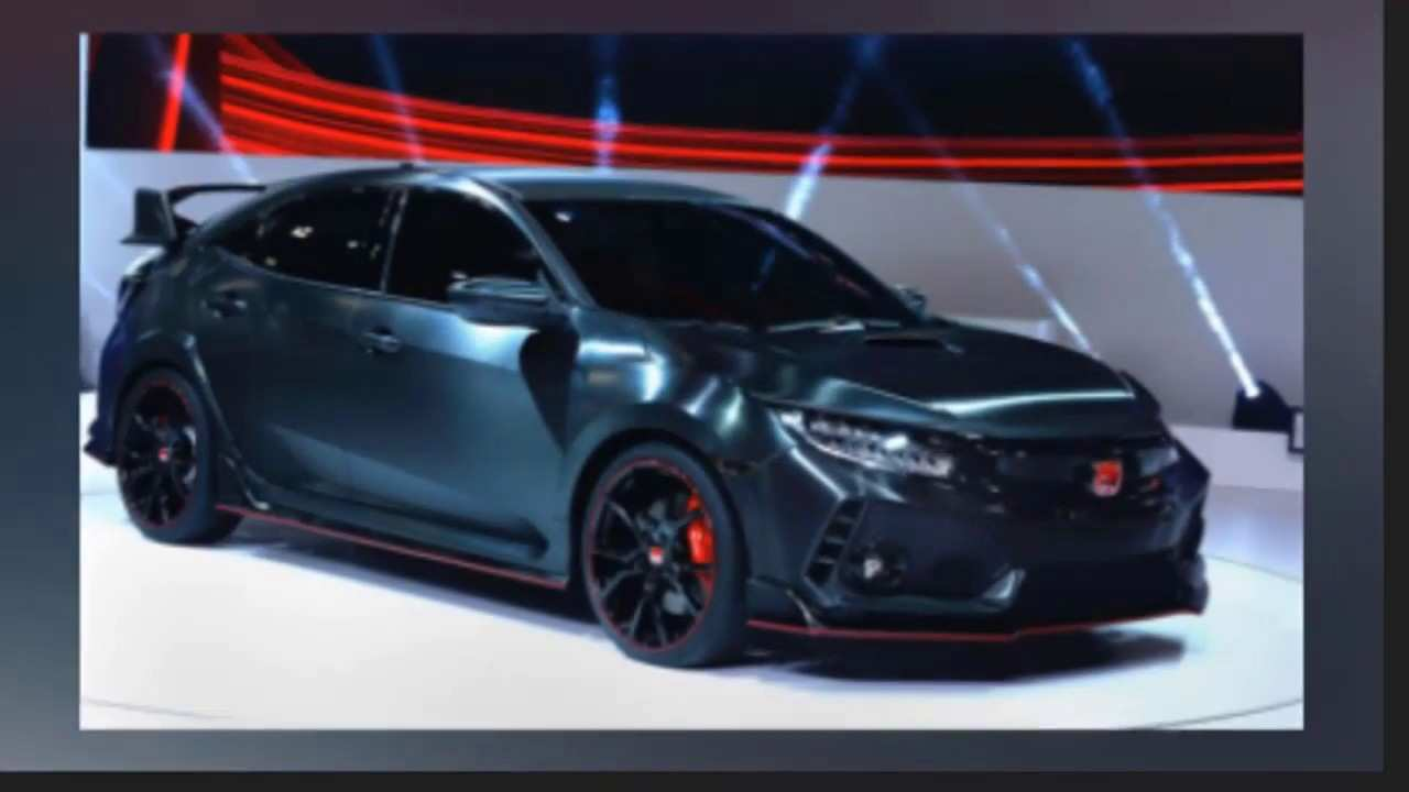 54 The Best 2020 Honda Civic Si Type R Spy Shoot