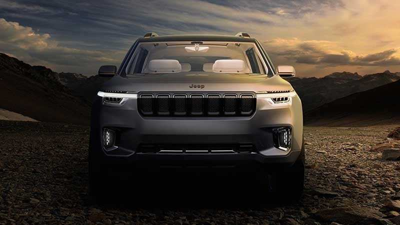 54 The Best 2020 Jeep Grand Cherokee Picture