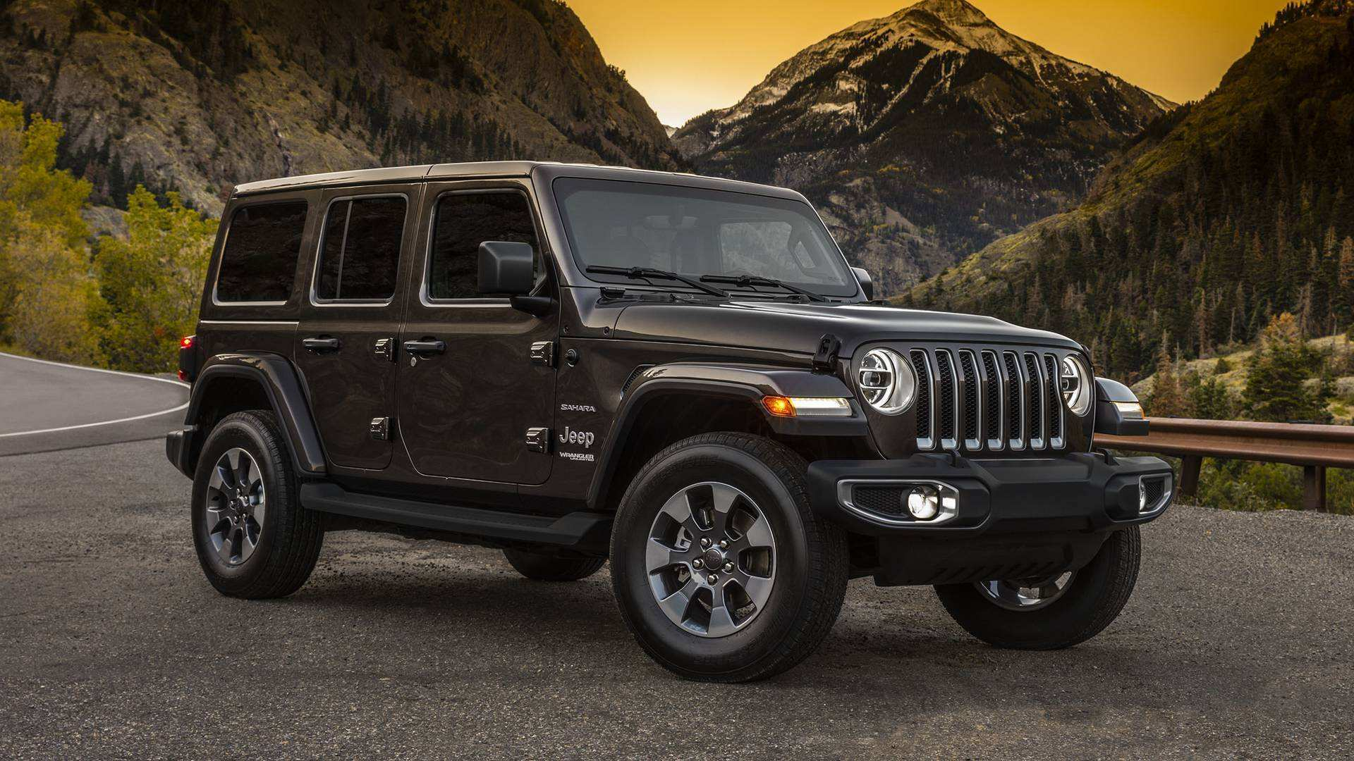 54 The Best 2020 Jeep Wrangler Diesel Concept