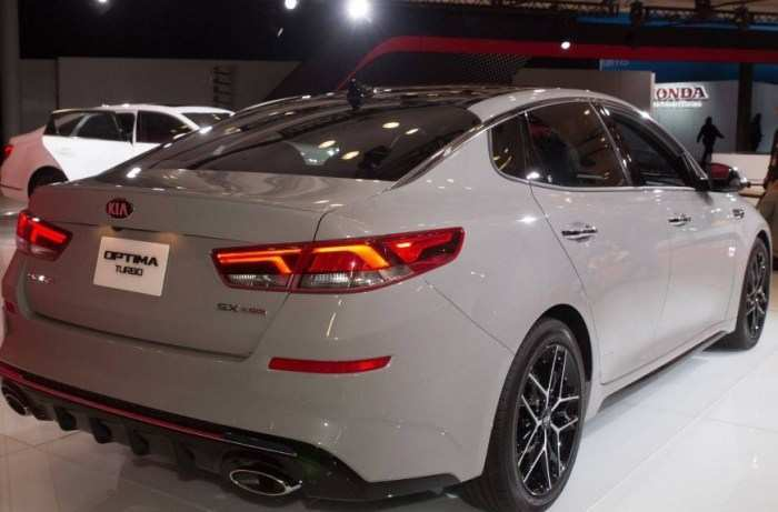 54 The Best 2020 Kia OptimaConcept Performance And New Engine
