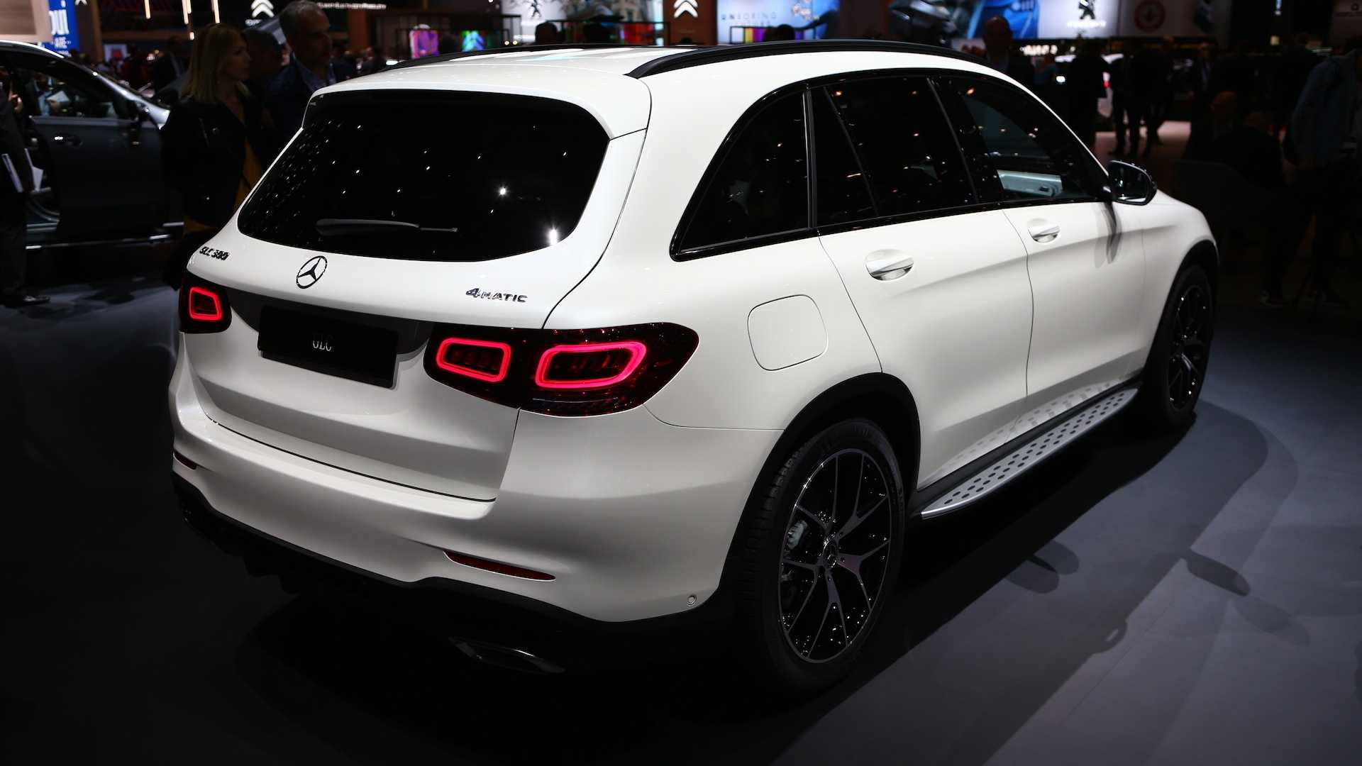54 The Best 2020 Mercedes Glc Specs