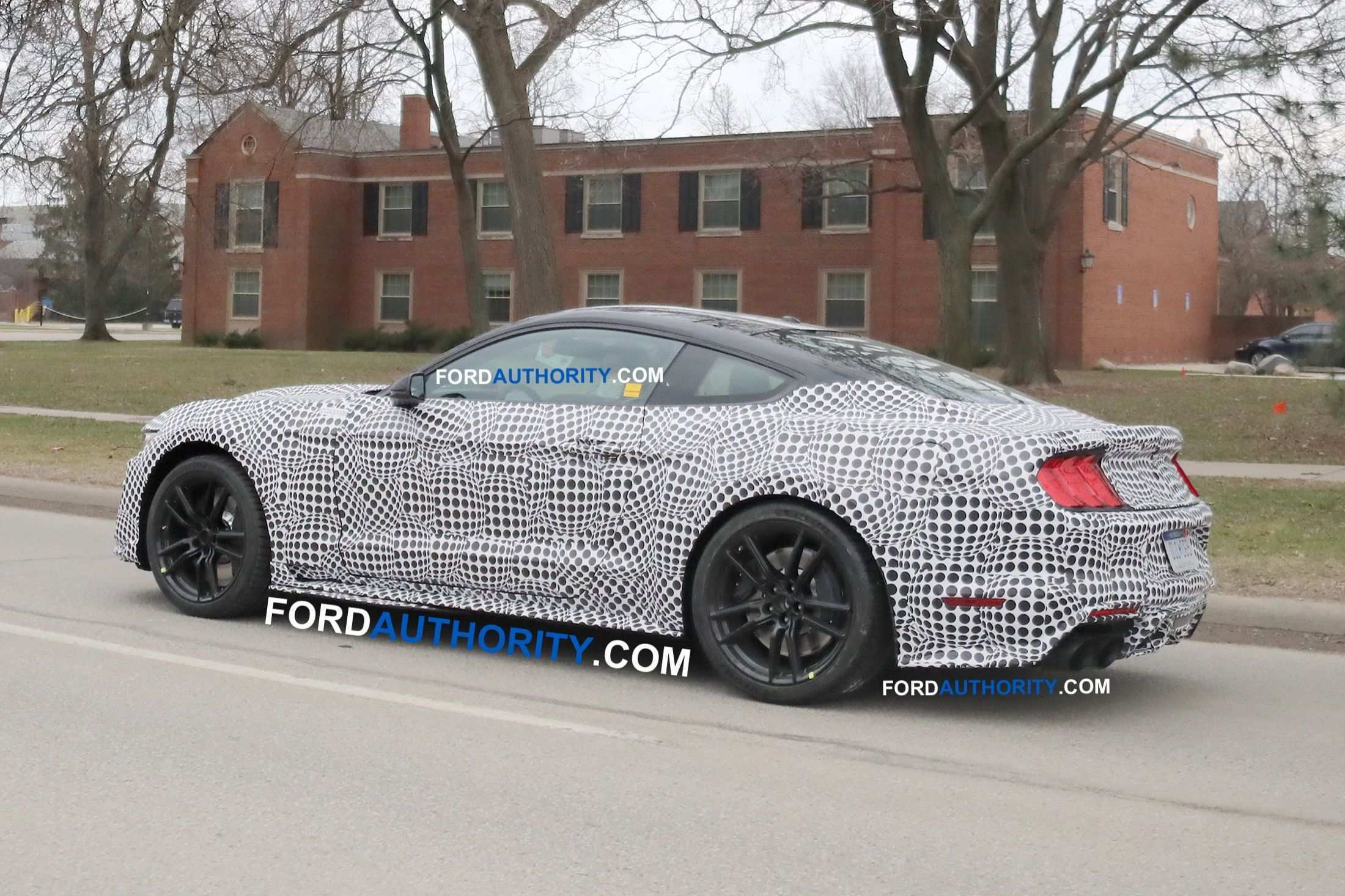 54 The Best 2020 The Spy Shots Ford Mustang Svt Gt 500 Style