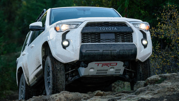 54 The Best 2020 Toyota 4Runner Concept