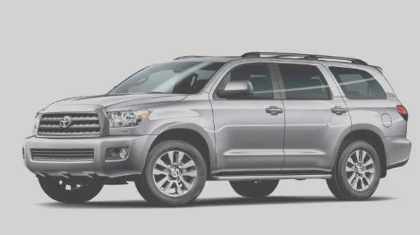 54 The Best 2020 Toyota Sequoia Concept And Review