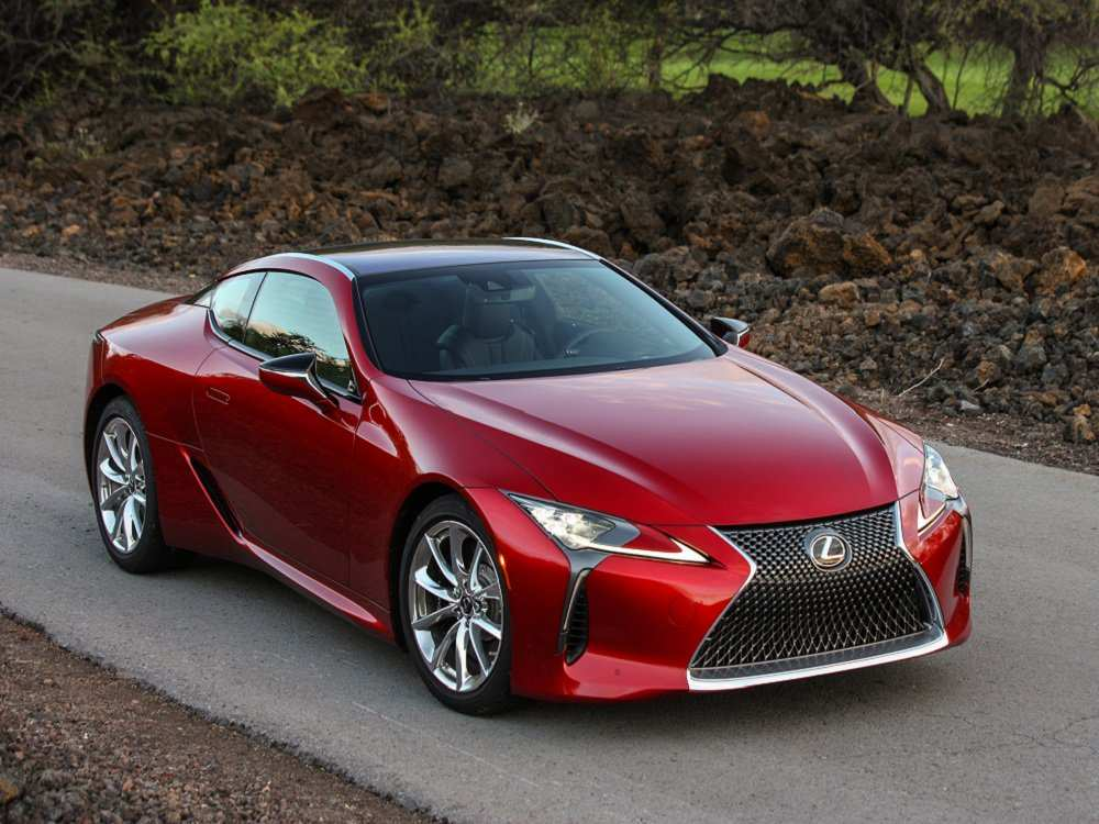 54 The Best Lc Lexus 2019 Release Date