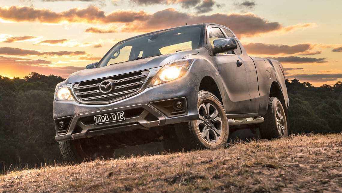 54 The Best Mazda Bt 50 Pro 2019 Spy Shoot