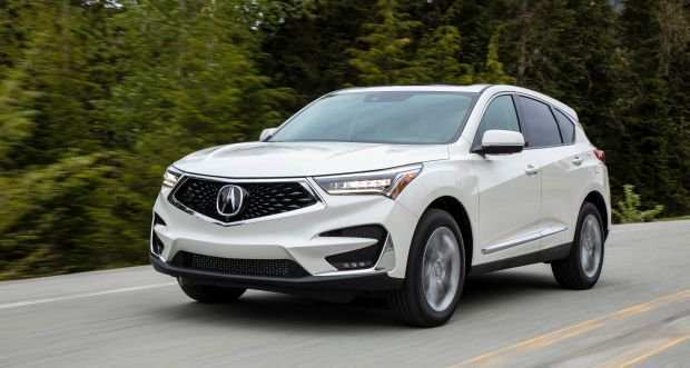 54 The Best Release Date For 2020 Acura Rdx Redesign And Concept