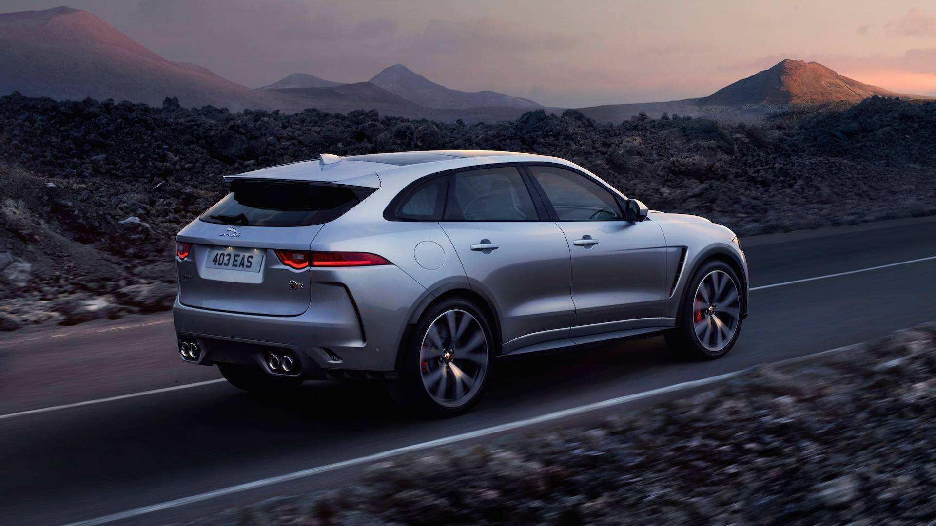 54 The Best Suv Jaguar 2019 New Model And Performance