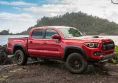 Toyota Tacoma 2020 Release Date
