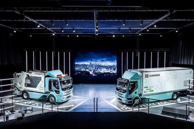 54 The Best Volvo 2019 Truck Specs And Review