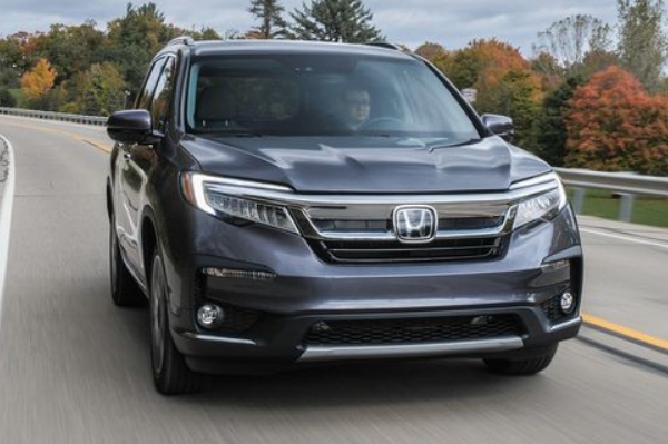 54 The Honda Pilot 2020 New Model And Performance
