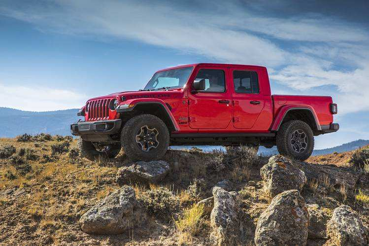 54 The How Much Will The 2020 Jeep Gladiator Cost Release Date