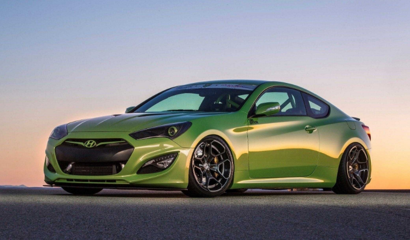 54 The Hyundai Genesis Coupe 2020 Review And Release Date