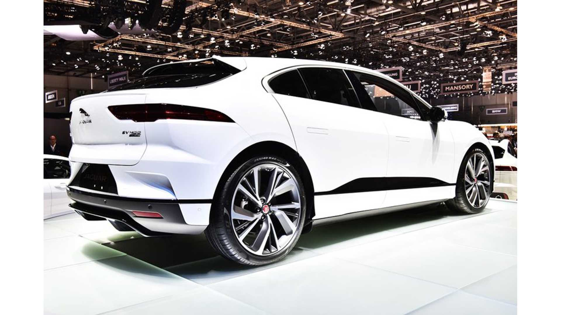 54 The Jaguar I Pace 2020 Updates Price And Review
