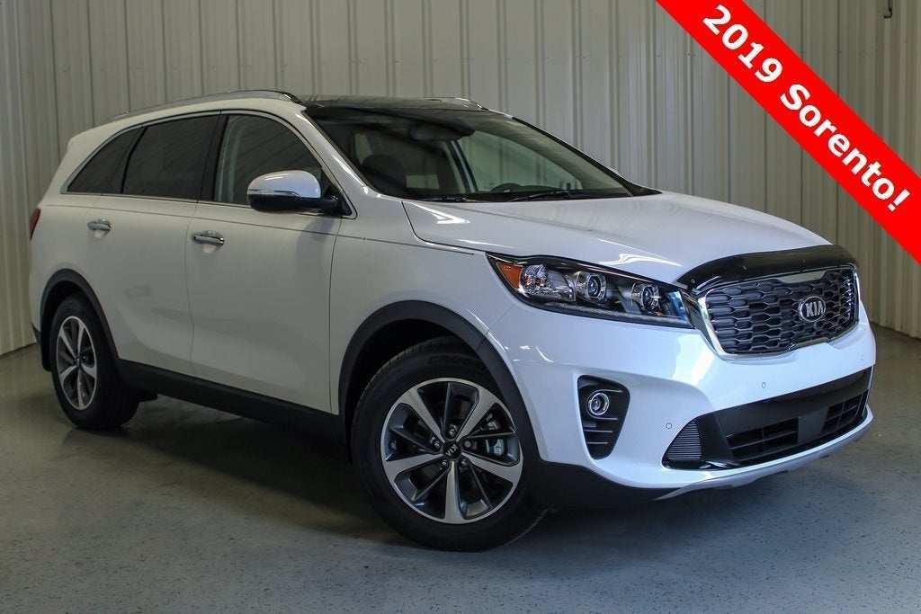 54 The Kia Sorento 2019 White Price Design And Review
