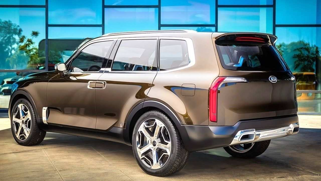 54 The Kia Trucks 2019 Price And Review