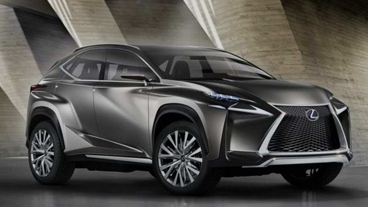54 The Lexus 2019 Jeepeta Spy Shoot