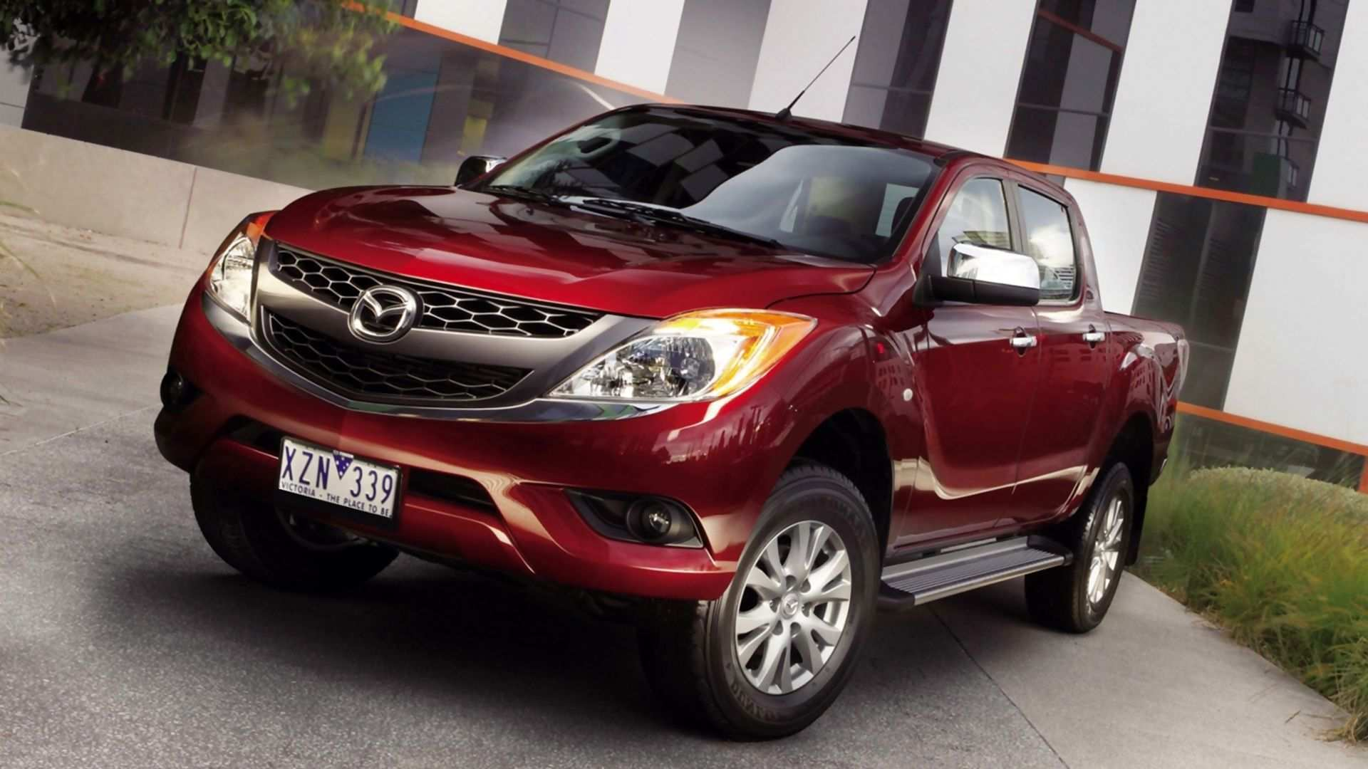 54 The Mazda Pickup 2019 Research New