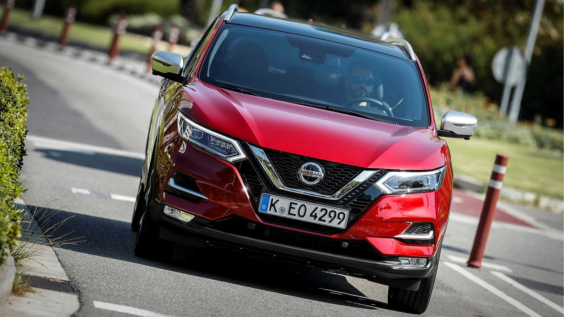 54 The Nissan Qashqai 2019 Style