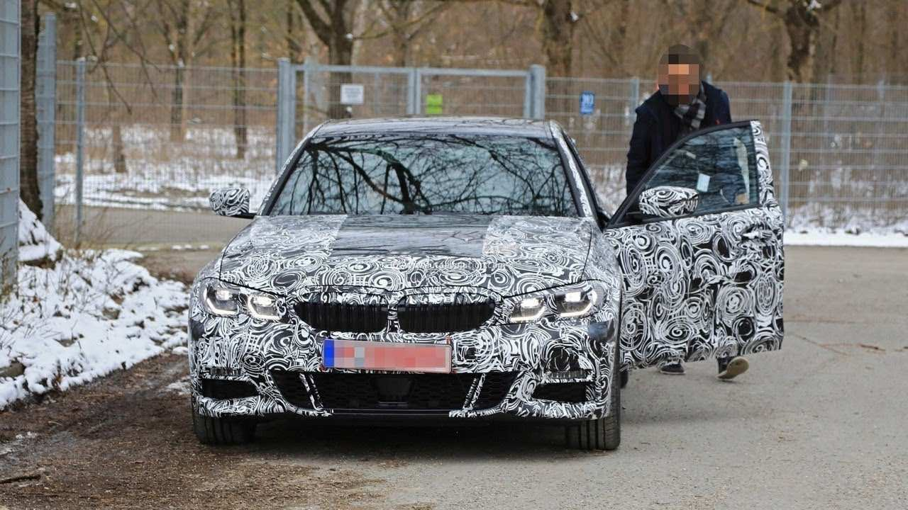 54 The Spy Shots BMW 3 Series Price And Release Date