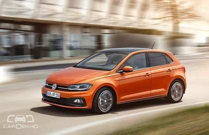 54 The Volkswagen Polo 2019 India Launch Pricing