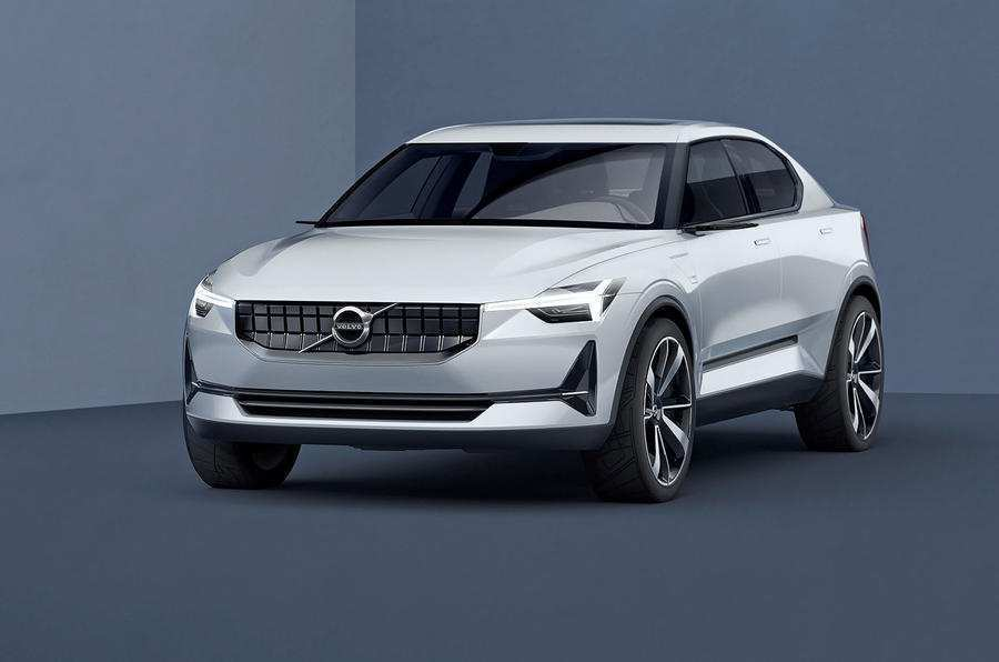 54 The Volvo All Electric Cars By 2019 Prices