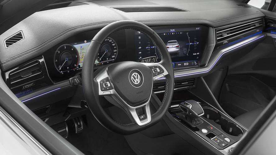 54 The Vw Touareg 2019 Interior Overview