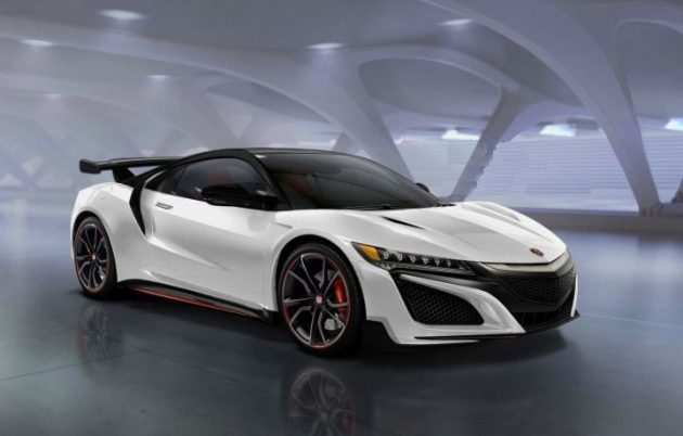 55 A 2019 Acura Nsx Type R Pricing