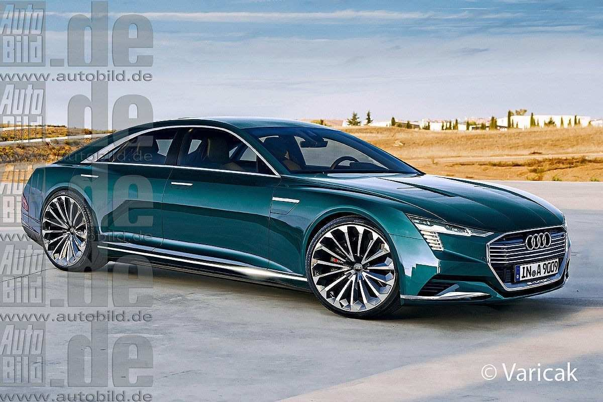 55 A 2019 All Audi A9 Style