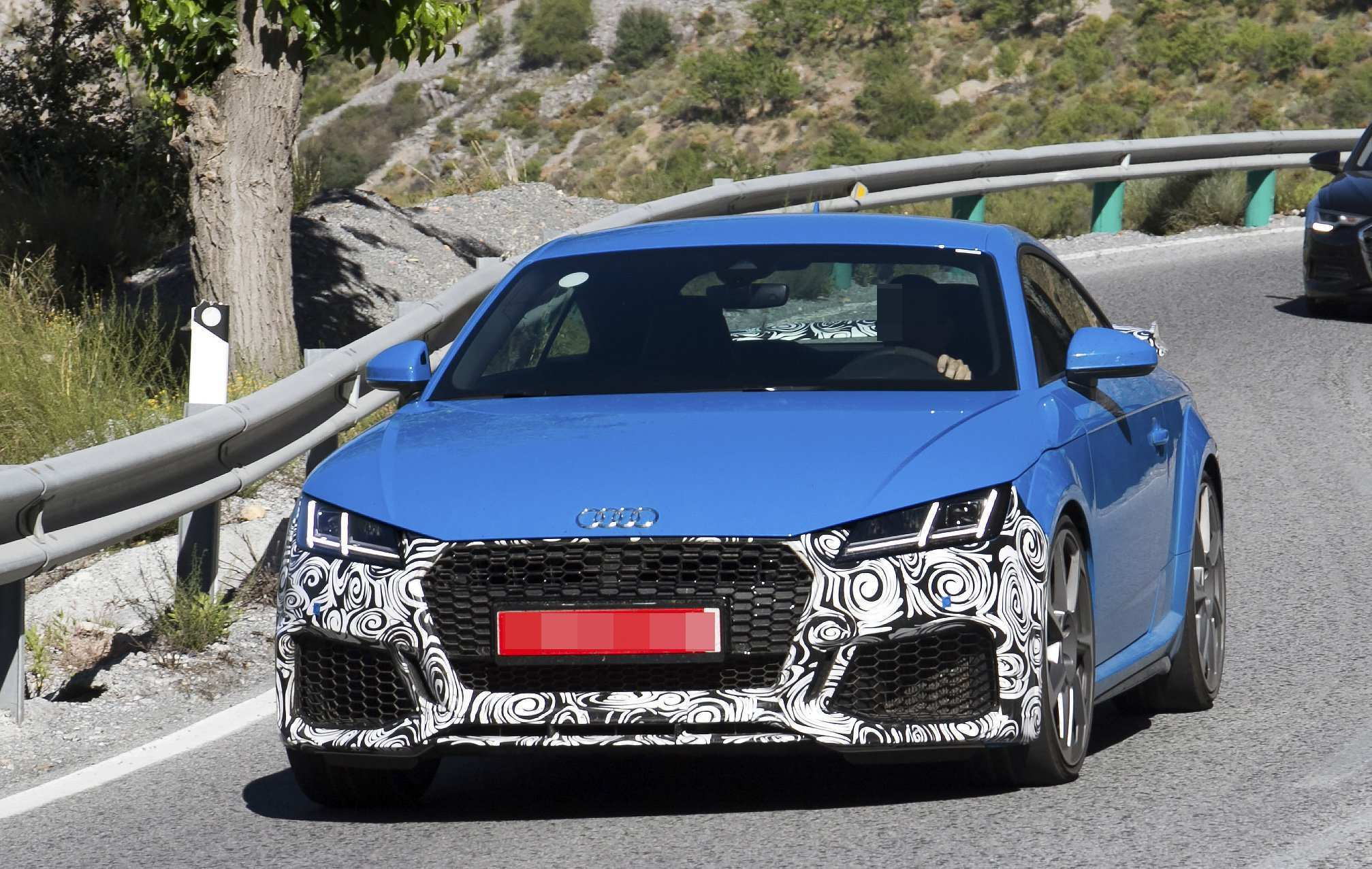 55 A 2019 Audi Tt Rs Redesign And Concept