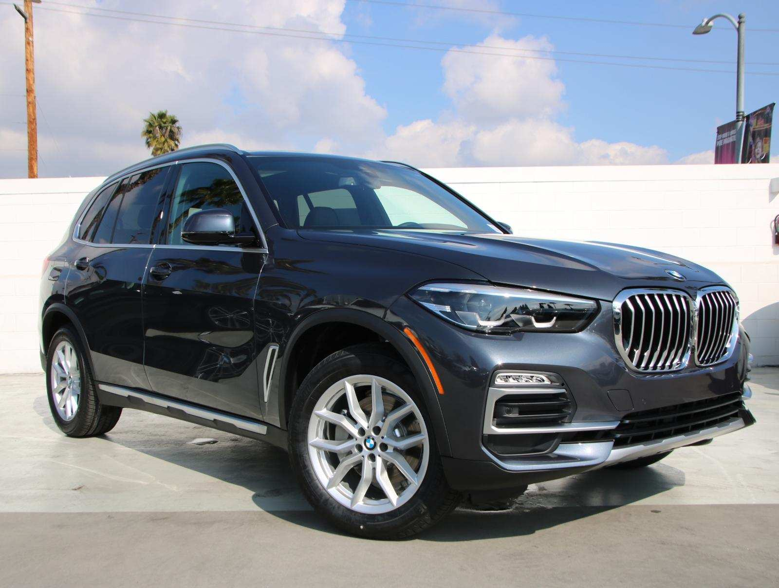 55 A 2019 BMW X5 Spesification