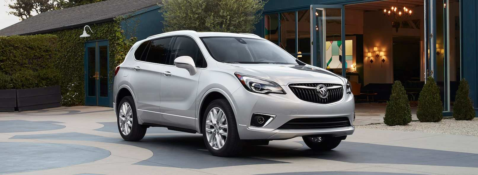 55 A 2019 Buick Envision Rumors